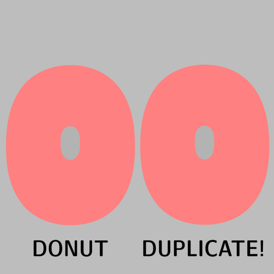 donutduplicate