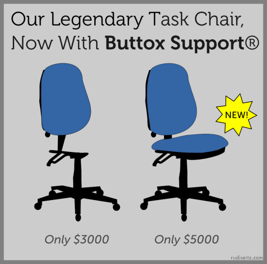 Ergonomic Innovation: Buttox Support